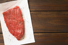 Frisches rohes Rindfleischfleisch Lizenzfreie Stockfotografie