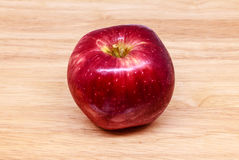 Frisches rotes Apple Lizenzfreies Stockbild