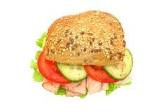 Frisches Sandwich Lizenzfreie Stockbilder