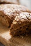 Frisches selbst gemachtes Brot Stockbild