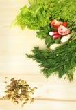 Frisches vegatable Stockfoto