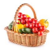 Frisches vegetables lizenzfreies stockfoto