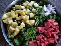 Frisches vegetables stockfotografie