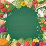 Frisches vegetables Lizenzfreies Stockbild
