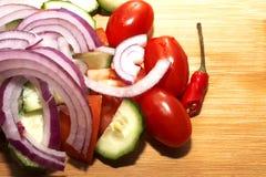Frisches vegetables lizenzfreie stockfotos