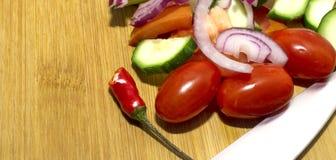 Frisches vegetables stockfotos