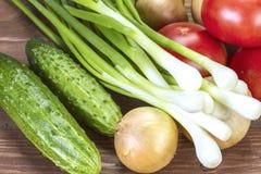 Frisches vegetarisches Gemüse Lizenzfreie Stockfotos