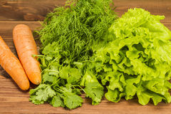 Frisches vegetarisches Gemüse Lizenzfreies Stockfoto