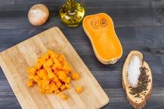 Frisches vegetarisches Gemüse Stockfoto