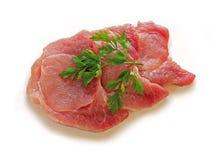 Frischfleisch lizenzfreies stockbild