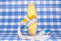 Frischgemüse, Mais, Maisdiät Lizenzfreies Stockfoto