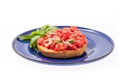 Friselle с томатами Стоковое Фото
