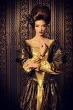 Friseringstil Royaltyfri Foto