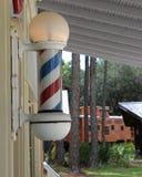 Friseur Pole Stockfoto