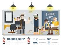 Friseursalon Stockbilder