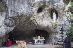 Fristad av Chiampo, Italien Royaltyfri Bild