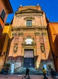 Fristad av Santa Maria della Vita i bolognaen Royaltyfria Bilder