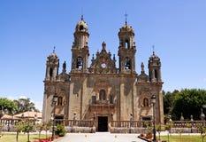 Fristad Dos Milagres, Orense, Spanien Royaltyfri Bild