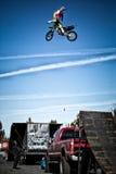 FristilMoto-X för MX13/METAL MULISHA LAG, krökning, ELLER Royaltyfri Foto