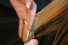 Frisur stockbilder