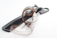 frisyr för 2 tillbehör Arkivbild