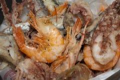Fritada de pescado Foto de archivo
