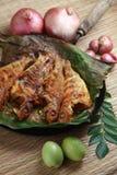 Fritada de pescado de Kerala Fotografía de archivo