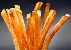Fritadas de la patata Imágenes de archivo libres de regalías