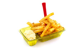 Fritadas do francês Imagem de Stock