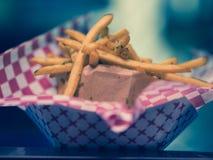 Fritadas do francês Foto de Stock Royalty Free