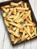 Fritadas do francês Fotos de Stock