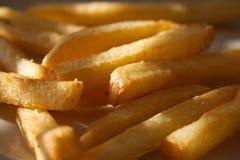 Batatas fritas imagens de stock royalty free