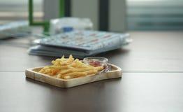 Fritadas do francês Foto de Stock