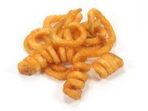 Fritadas do Twister Imagens de Stock