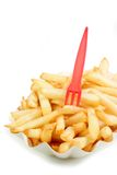 Fritadas friáveis do francês Imagem de Stock Royalty Free