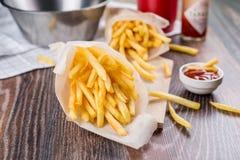 Fritadas fritadas frescas do francês Fotos de Stock