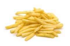 Frites de la patata Fotos de archivo libres de regalías