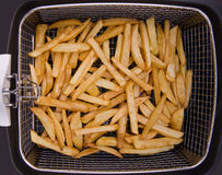Frites de Patat Imagem de Stock