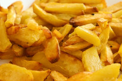 frites pommes 库存图片