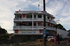 Fritidhörn mombasa Royaltyfria Foton