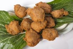 Fritos de Malanga Fotografia de Stock