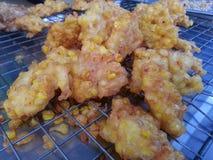 Fritos de milho Imagens de Stock Royalty Free