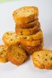 Fritos de pão fotos de stock royalty free