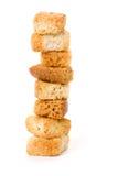 Fritos de pão Foto de Stock
