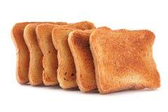 Fritos de pão Fotos de Stock