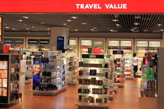 fritt shoppa skatten Fotografering för Bildbyråer