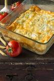 Frittata da omeleta Imagens de Stock