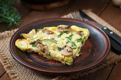Frittata Stock Photos