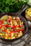Frittata Royalty Free Stock Images