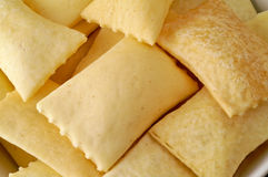 Fritter bread Stock Images